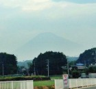 Pale Mt.Fuji 7-24-2014