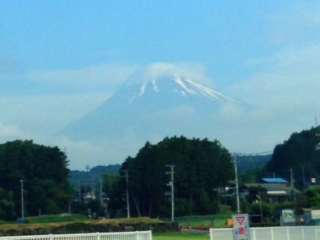 Mt.Fuji July-9-2014