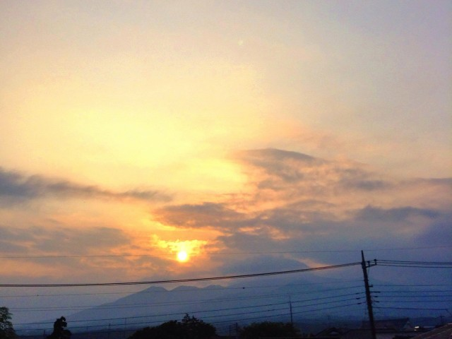 Sunset 7-15-2014