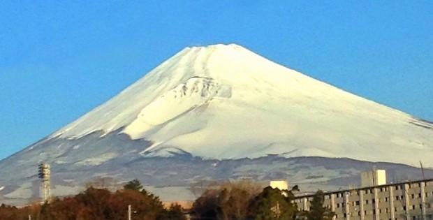 Mt.Fuji 2-19-2015